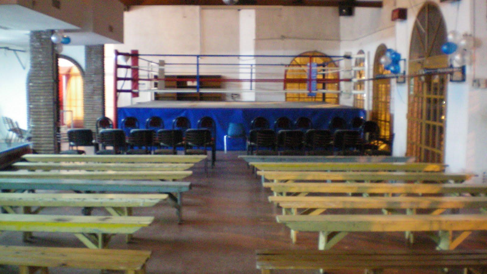 Gimnasio de boxeo master nueva noche de boxeo for Gimnasio de boxeo