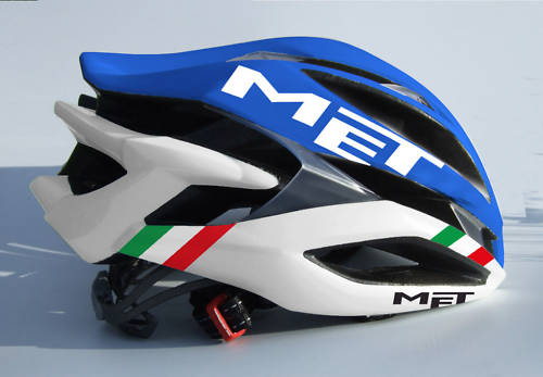 met sine thesis helmet 2012 review
