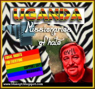 Uganda Missionaries of Hate