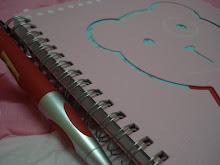 penulis diari merah jambu