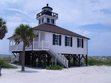 Light House at Boca Grande