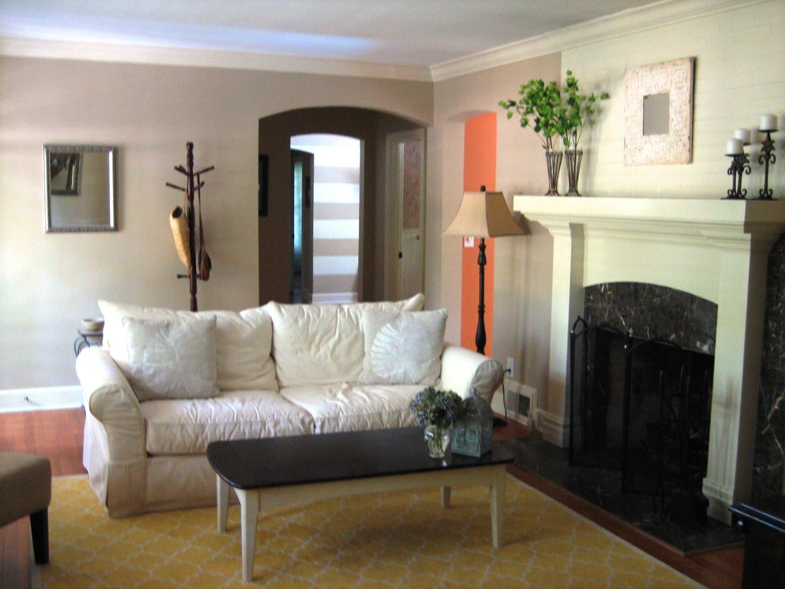 Interior Design Living Room Color Scheme