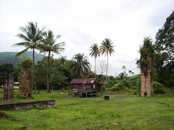 Bukit Besi Chimneys