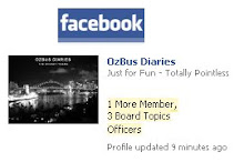 OzBus Diaries - The Group