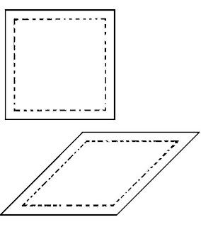 Детали для коврика