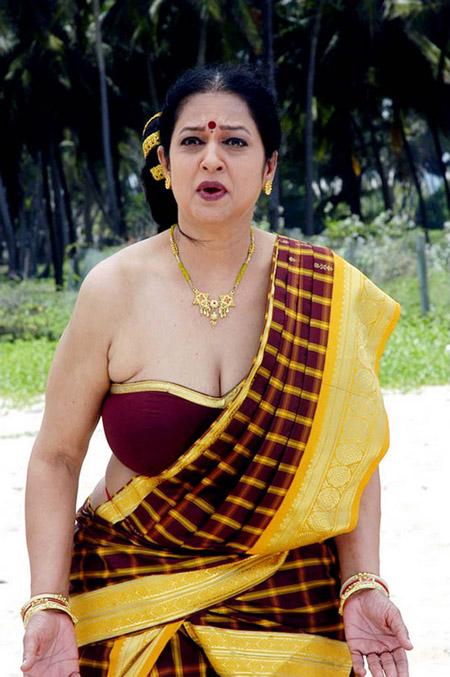 Namitha In Jaganmohini Spicy Stills