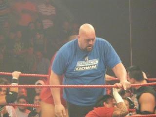 member of Vince McMahon s  Rikishi Stinkface Vince Mcmahon
