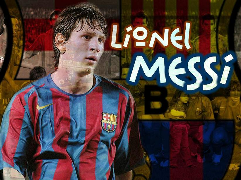 Lionel Messi - Picture Gallery