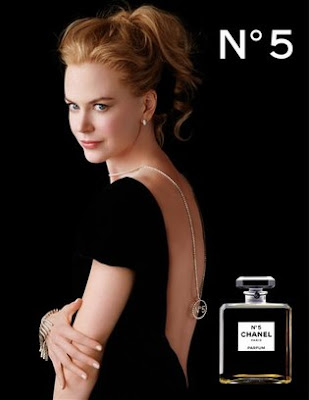 Memories Box: Fashion: CHANEL No 5 | Nicole Kidman ad
