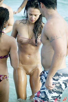 Think young jessica alba nude opinion