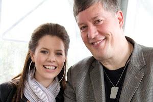 Tori Darke and I