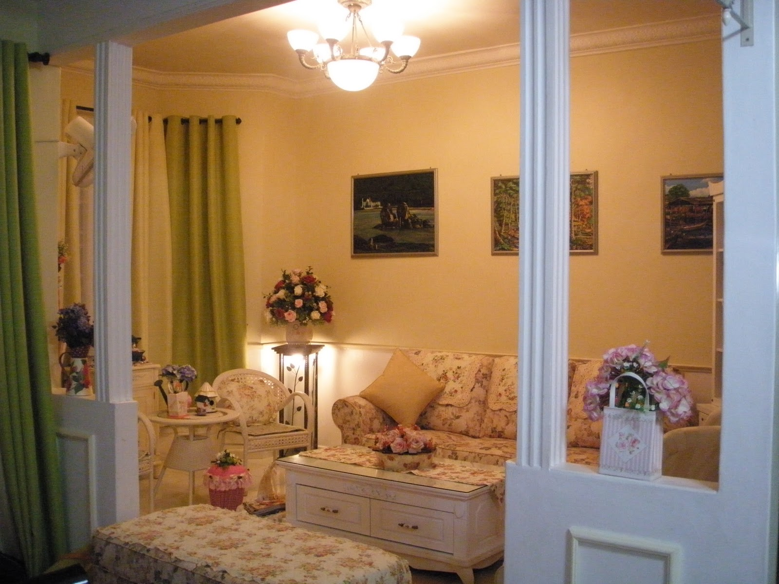 BU HOME SWEET HOME: MAKEOVER....Before & After Part 1