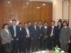Một số hình ảnh chuyến công tác của ThS Đàm Xuân Thành tại Mongolia (Ảnh do anh Thành cung cấp)