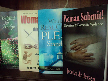 Christian Resources for Domestic Abuse