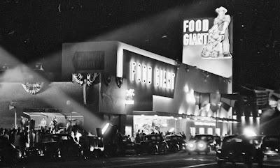 Food Giant Grand Opening 1951 Food Giant Grand Opening Lynwood
