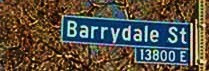 BARRYDALE STREET CHRONICLES