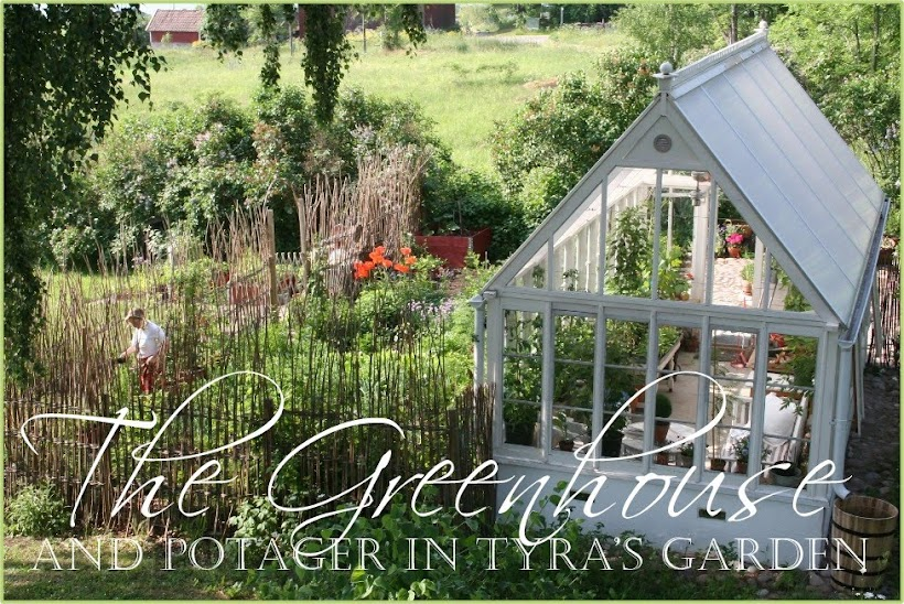 The Greenhouse in Tyra&#39;s Garden