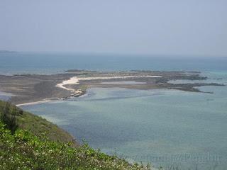 奎壁山下番黍仔尾嶼