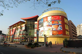 The Forum Mall in Bangalore, India