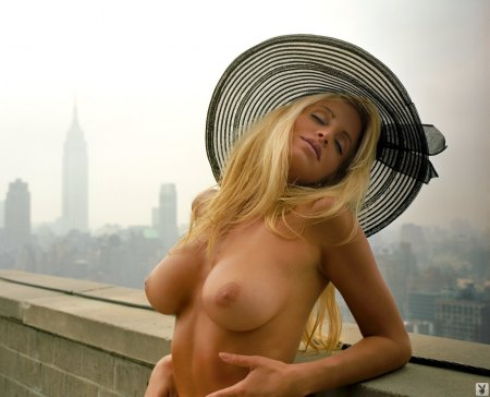Camille Donatacci Nude in New York