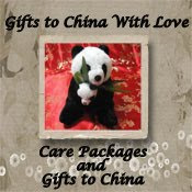 Gifts to China With Love