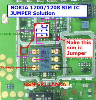 liting solution nokia 2690 keyped ic jumper nokia 3110c disply