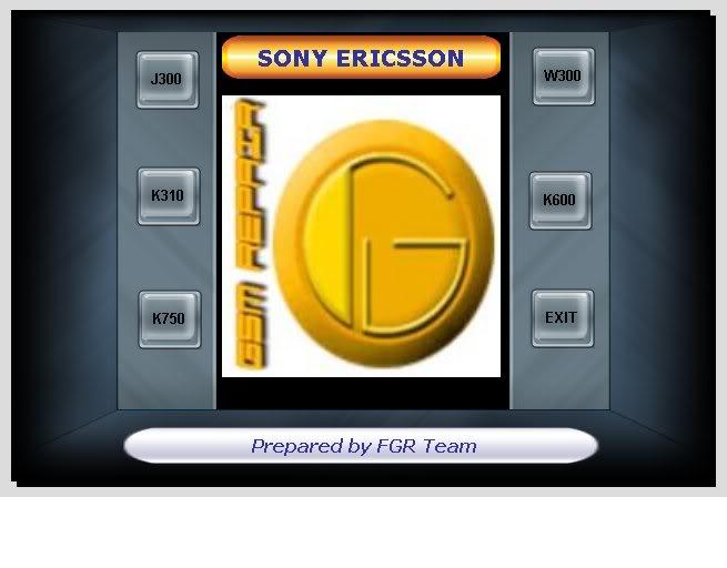 Sony Ericsson J300  K310  K750  W300  K600 Hardware Repair