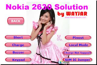 Nokia 2630 Hardware solution newest exe  Nokia+2630+exe