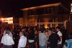 Foto externa do Casarão: Coquetel de inauguração