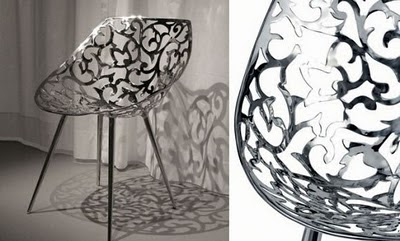 Cadeira MISS LACY de Philippe Starck