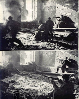 a compilation of war pictures