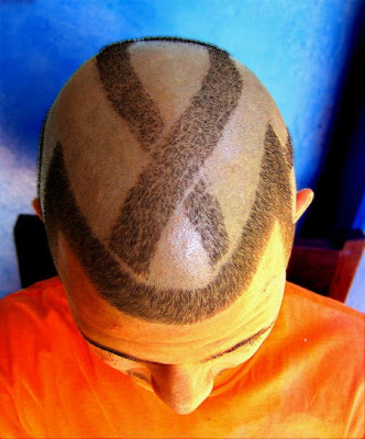 extreme grooming 07 - Extreame Hair Style Designs
