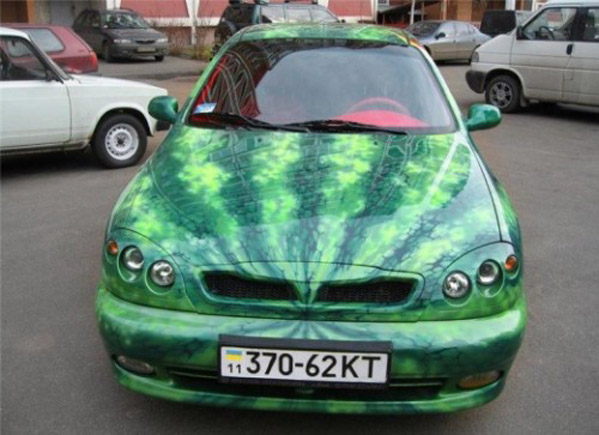 The Watermelon Car: 4