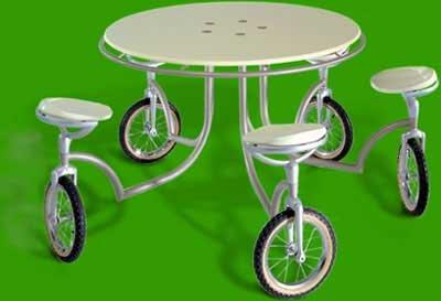 funny furnitures curious25 - �ok �lgin� Masa Sehpa Tasar�mlar�
