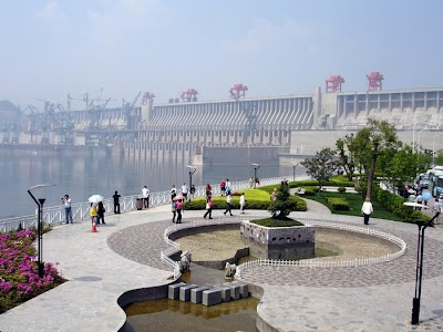 Three Gorges Dam - The biggest dam in the world -13pics+video