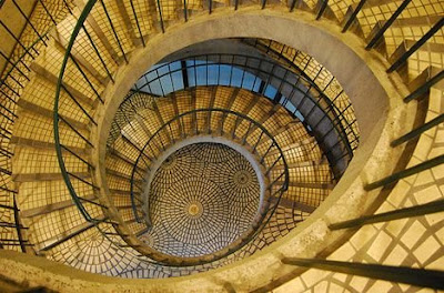 18 Creatively designed Spiral staircases