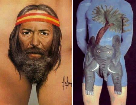 Blog Body Painting Body Painting Art