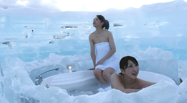 Ice Hotel in Japan: 10Pics