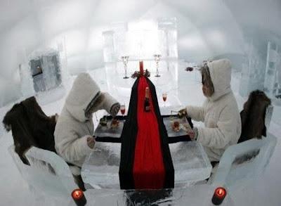 Ice Hotel Japan 03