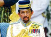 Wealth of  Brunei Sultan