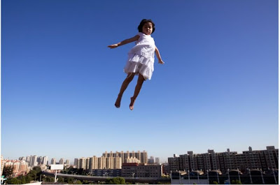 free fall photography