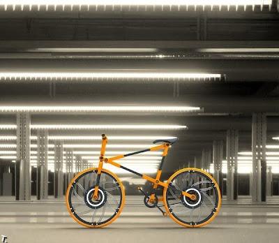 modern bikes