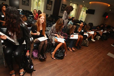 top model auditions