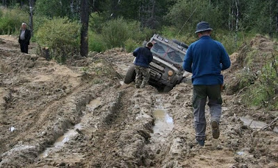 jeep adventures