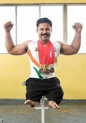 World Champion Arm Wrestler