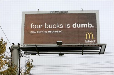 creative billboard