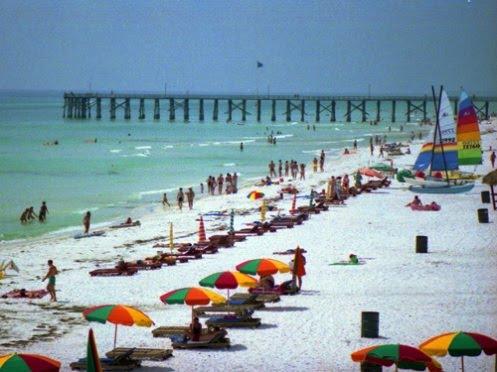K Tori's Panama City Beach Great line in the blog linked below... it's so funky it's fun!