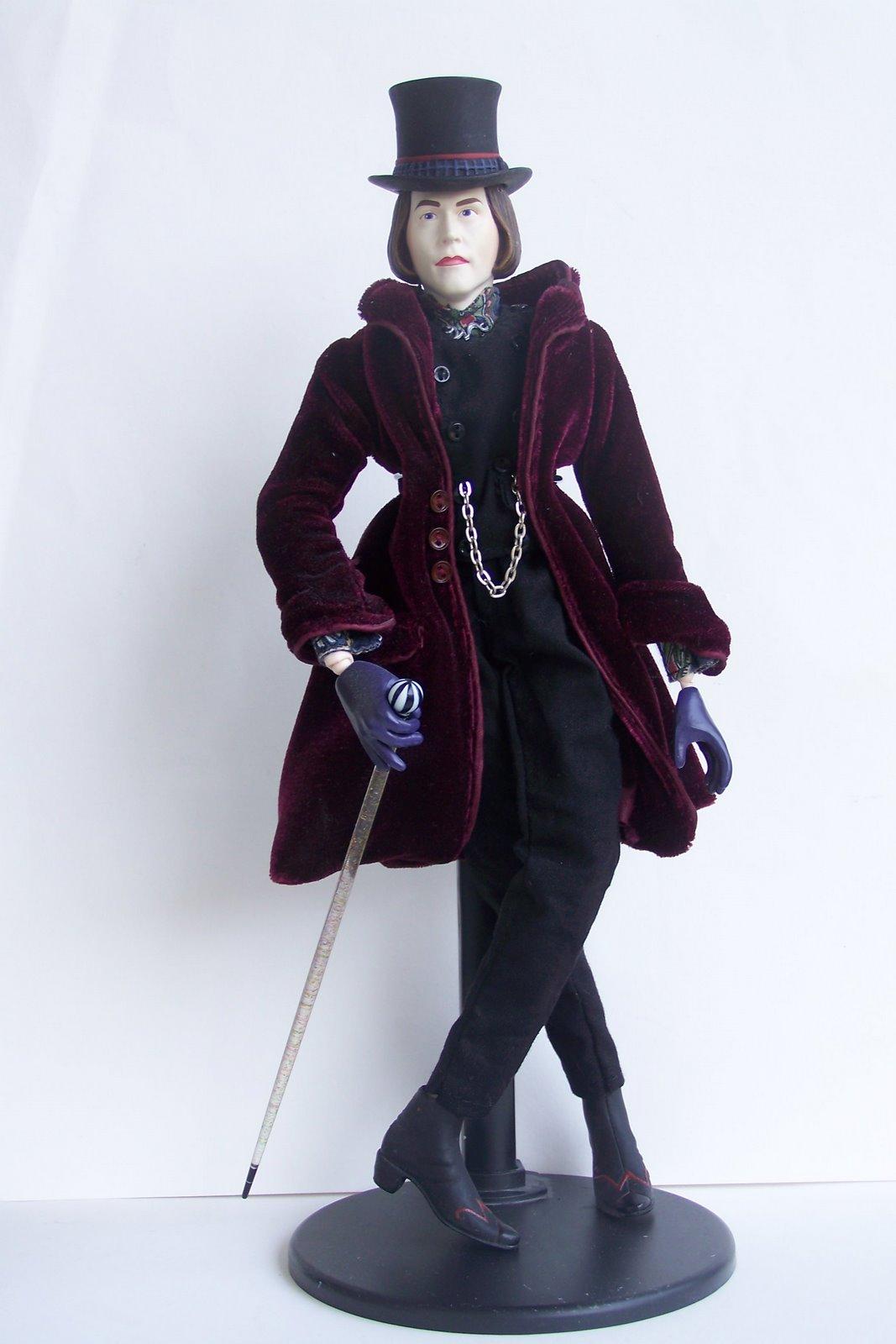 "Willy Wonka 12"" - GENTLE GIANT 100_2213"
