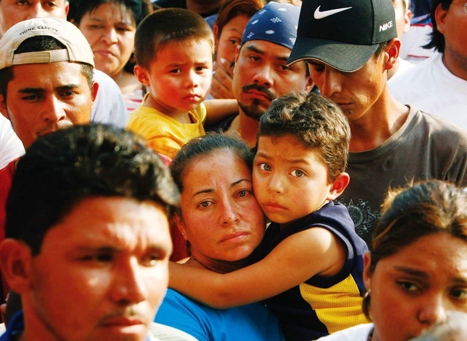 Immigration Reform >> Larry James' Urban Daily: Why I'll walk today with my immigrant friends