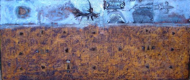 Paisaje con espinas- 1,20cm x 50cm - 2009